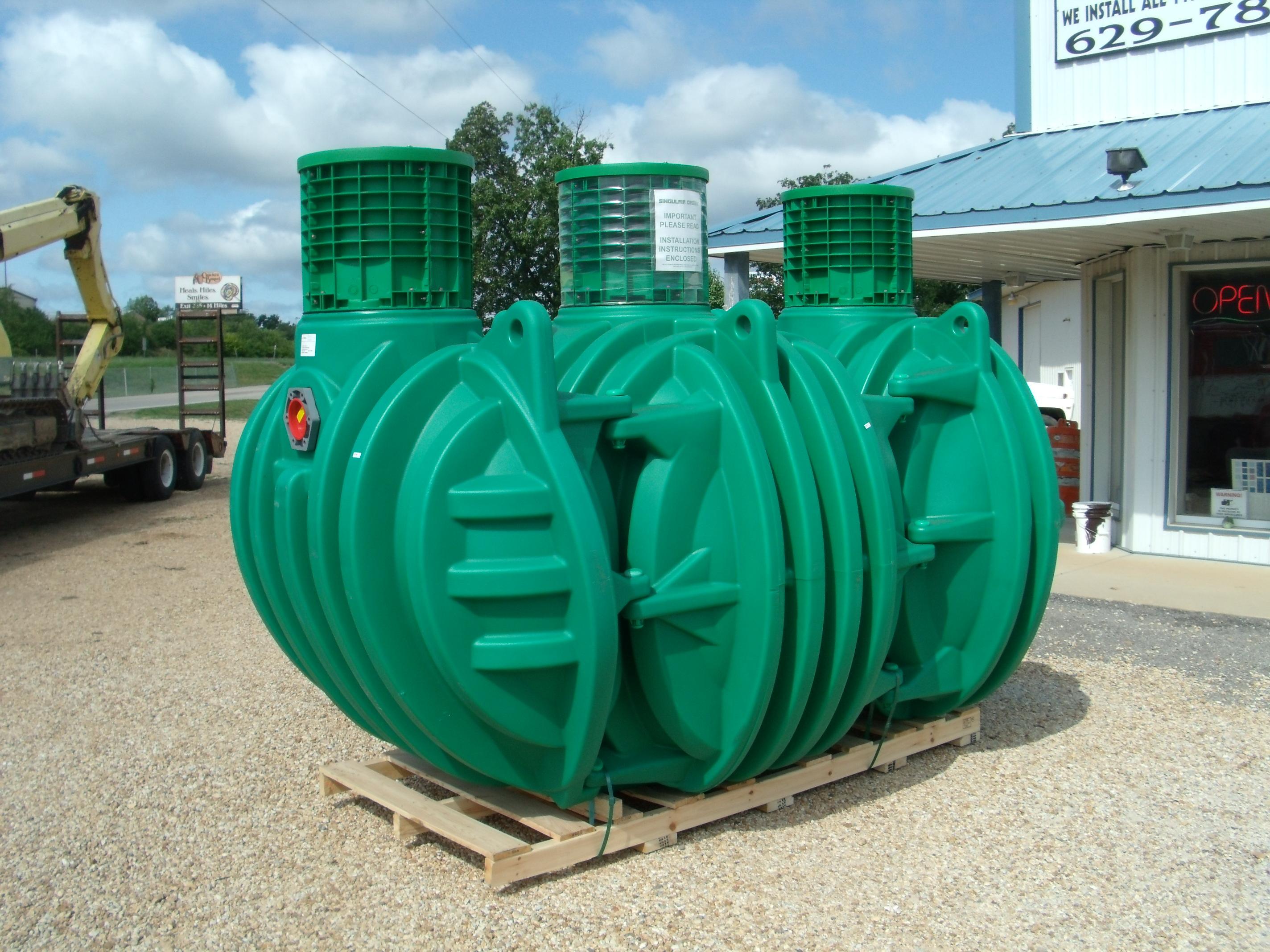saint louis septic tanks